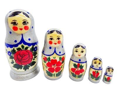 画像1: ロシアの女の子「シルバー」 (1)