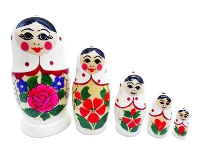 画像1: ロシアの女の子「白」 (1)